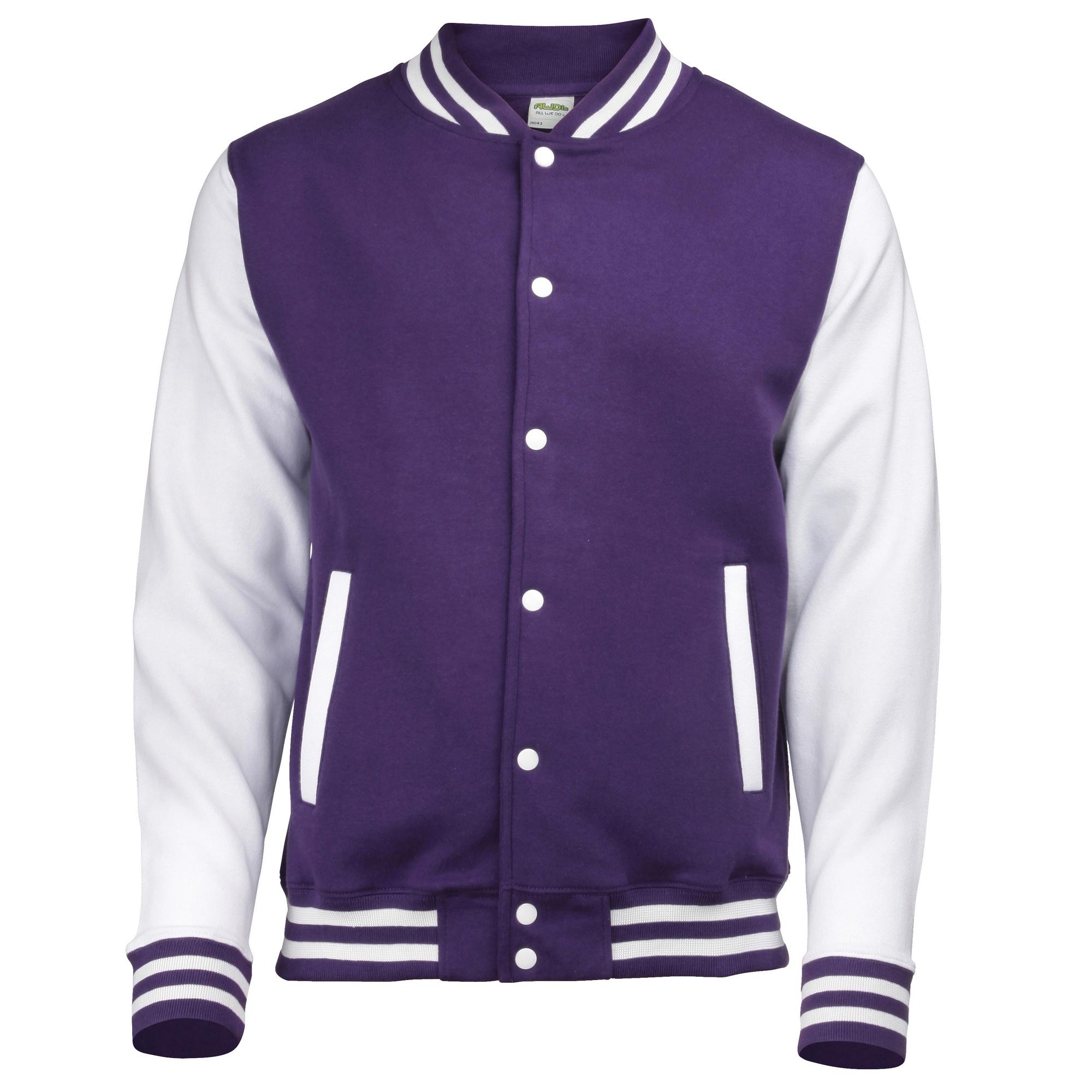Blouson style Varsity jacket Walmart